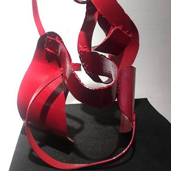 JOHN LANIGAN Esculturas abstractas